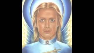 Arcanjo Miguel : Manto e decreto de Proteção