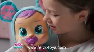 Плачеща кукла CRYBABYS Леа Кони и Лала