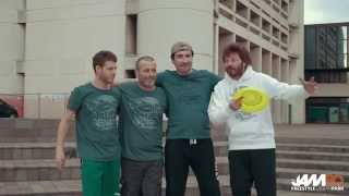 Waiting for TheJamBO 2014 | Freestyle Frisbee Chapter 1 PRESE