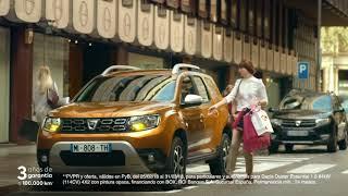 Nuevo Dacia Duster - Los Duster - Anuncio 2018 Spot Publicidad Comercial
