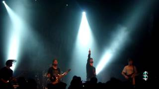 BREAKDOWN OF SANITY 'Crossed fingers' live Lyon 25.10.2016