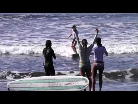 Perfect Waves, Great People, and Fun with Amigas in Nicaragua
