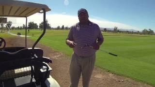 "Jesus Martinez ""Let's Golf"" - E10 - EZ-Go Cart Overview & Greens Update October 28"