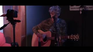 "Kathleen's - Cover The Strokes ""Someday"" (Acoustic Live at Radioactive)"
