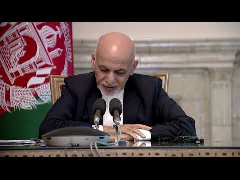 President Ashraf Ghani's Speech at the 14th ECO Summit