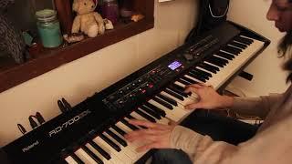 The Ramones - Blitzkrieg Bop - piano cover