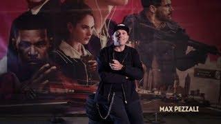 Max Pezzali per 'Baby Driver'