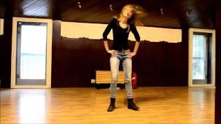 Kedam Shy girl Dance