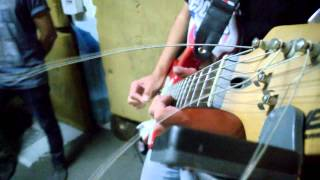 MOTOR ROCK - You Shook Me All Night Long (cover AC/DC- ensayo/asado 09/04/2015)