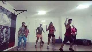 Leo santana feat. Marilia mendonça incendeia coreografia