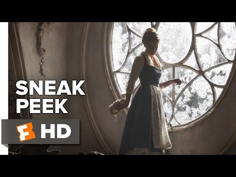 Beauty and the Beast - Emma Watson Singing 'Something There'