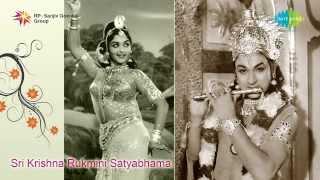Sri Krishna Rukmini Satyabhama | Aahaa Yentha Samaya song