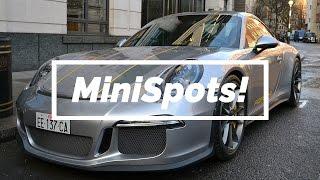 MiniSpots - Crazy Lamborghini Aventador, F12, 911R + More! (PC ONLY)