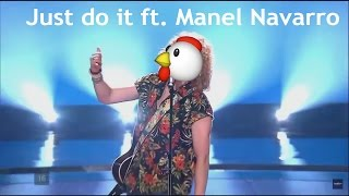 Just do it  ft. MANEL NAVARRO (EUROVISION 2017 PARODIA)