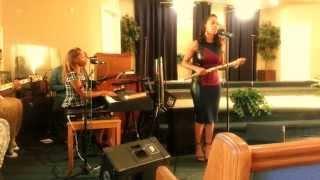 [Lord] You've Been So Faithful (Sabrina Prieur, Flute  & Katrina Prieur, Keyboard)