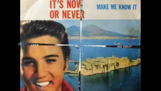 Elvis Presley 'O Sole Mio (It's now or Never).wmv