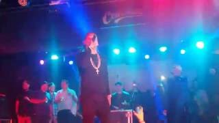 Corazon de Seda- Ozuna Centrica Lima live 29 julio 2016