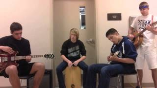 INT Guitar 2015: Boulevard of Broken Dreams- Green Day