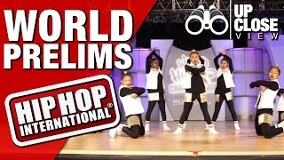 (UC) CNC - Canada (Junior Division) @ HHI's 2015 World Prelims