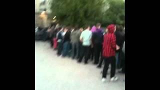 Berghain's queue at 5 a.m
