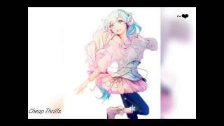 Nightcore - Cheap Thrills [French Cover]