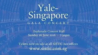 Yale-Singapore Gala Concert (Full Trailer)