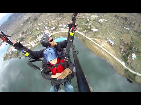 Moise – Parahawking Flight