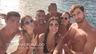 CRISTIANO RONALDO HACIENDO DE POLICIA (2017)