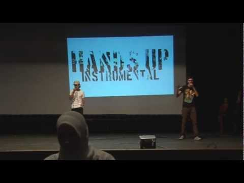[kimchi wave] Noraebang – 2PM – Hand's up (Morocco)