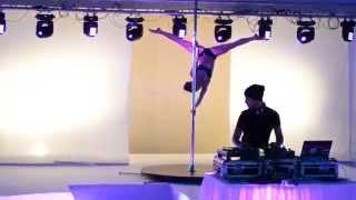 Fashion Night Kielce, Pole Dance