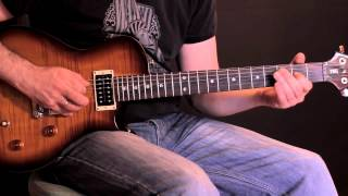 40 guitar techniques in one solo! width=