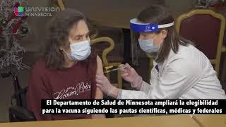 El Departamento de Salud de Minnesota 3-17