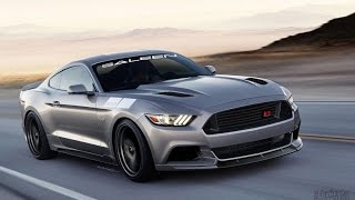Shelby GT350R 2016 / Тест драйв / Обзор / Review