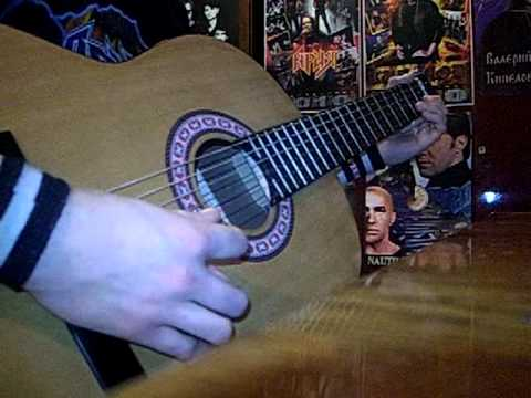 alex-band-only-one-acoustic-guitar-cover-dmitry-kovalev