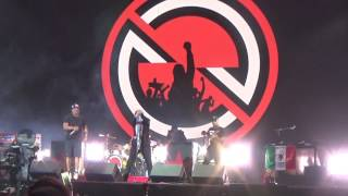 Prophets of Rage Mexico 2017 - Testify @Vive Latino