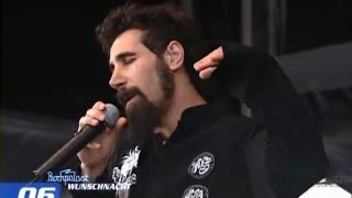System of a down - Chop Suey live MONTAGE (2001 - 2015)