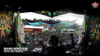 X-Side Live @ ► When Magic Happens III Return @ Portugal 2016 By Magic Dreams & Mind Experience