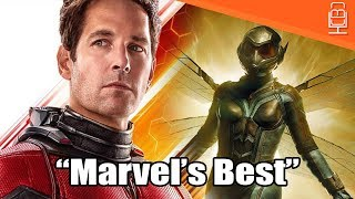 Ant-Man & The Wasp Marvel Best Sequel YET & More Reactions