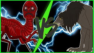 Red vs SCP 682