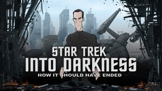 How Star Trek Into Darkness Should Have Ended