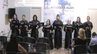 Coral da Caape - música: Eu marquei um encontro com Deus