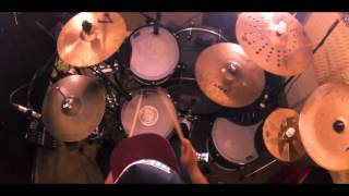 Del Negociante - Revolver Cannabis-( Bateria Cover)-Tony Aguilar