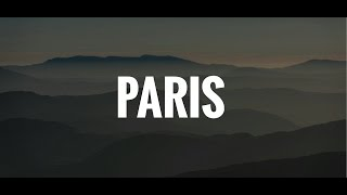 The Chainsmokers - Paris (Acoustic) Lirik dan Terjemahan