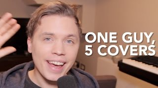 One Guy, 5 Covers