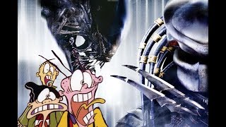 Alien vs Predator (AVP) but with Ed Edd n Eddy Sound Effects