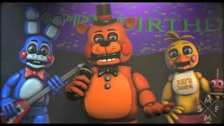 (SFM) Built in the 80's - FNAF Song