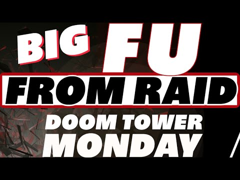Tower Monday, Fusion details, 2x Ancient Friday Raid Shadow Legends community update