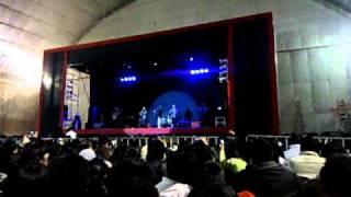 concierto de antología en Ayacucho