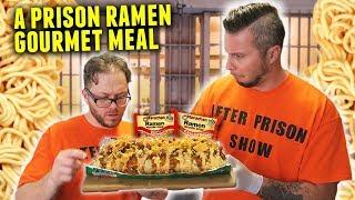 Cooking A Ramen Noodle Prison Log ( Prison Ramen )