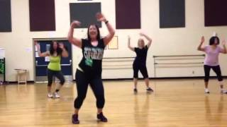 Live while we're young Zumba warm up